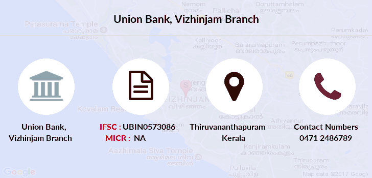 Union-bank-of-india Vizhinjam branch