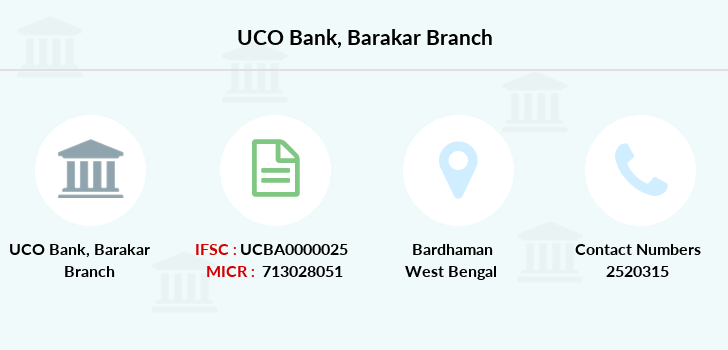 Uco-bank Barakar branch