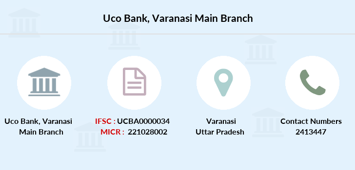 Uco-bank Varanasi-main branch