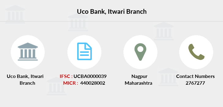 Uco-bank Itwari branch