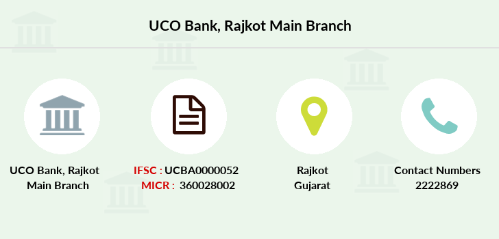 Uco-bank Rajkot-main branch