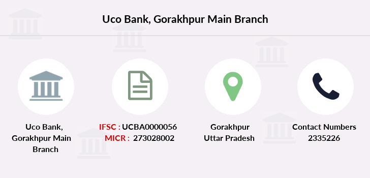 Uco-bank Gorakhpur-main branch
