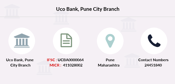 Uco-bank Pune-city branch