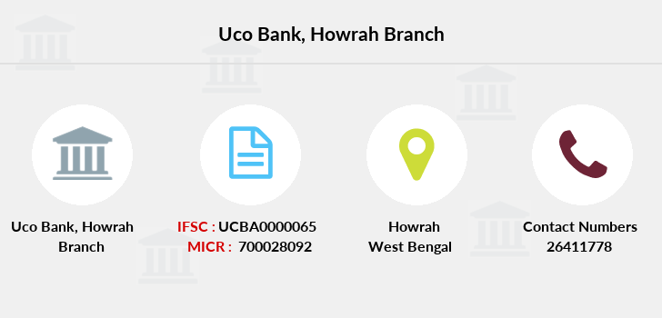 Uco-bank Howrah branch