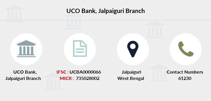 Uco-bank Jalpaiguri branch