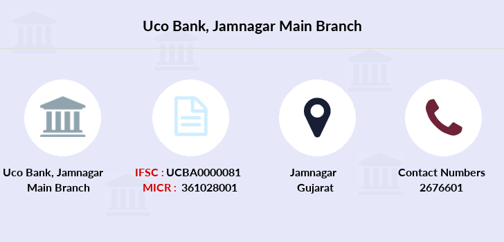 Uco-bank Jamnagar-main branch