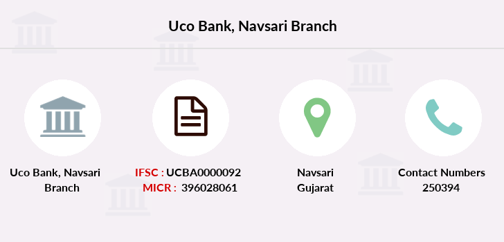 Uco-bank Navsari branch