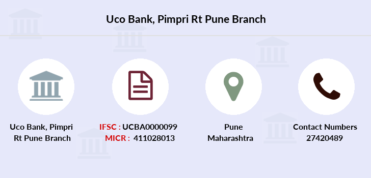 Uco-bank Pimpri-rt-pune branch