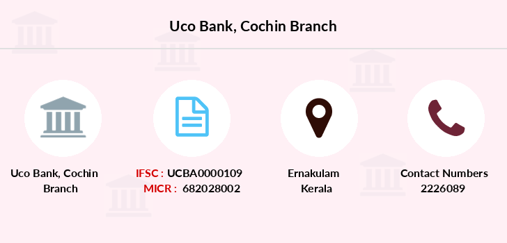Uco-bank Cochin branch