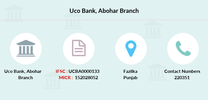 Uco-bank Abohar branch