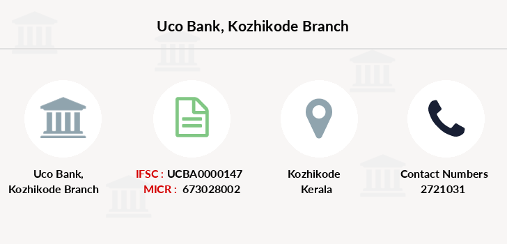 Uco-bank Kozhikode branch