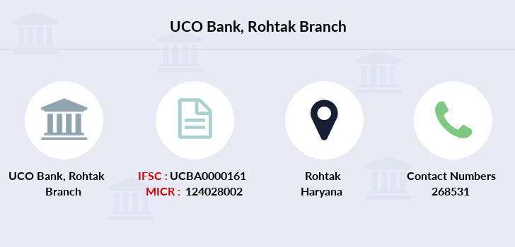 Uco-bank Rohtak branch