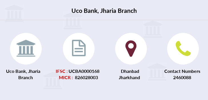 Uco-bank Jharia branch