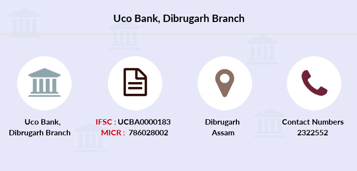 Uco-bank Dibrugarh branch