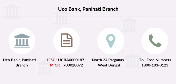 Uco-bank Panihati branch