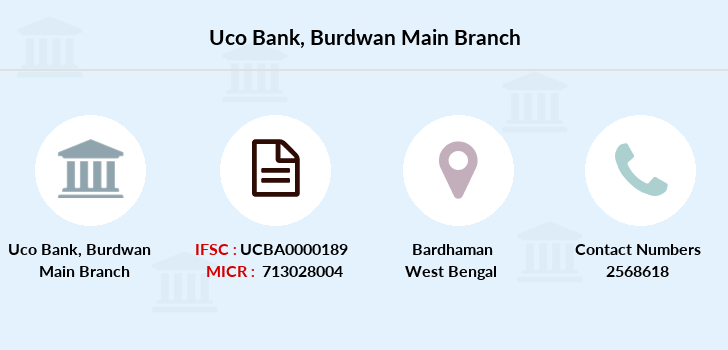 Uco-bank Burdwan-main branch