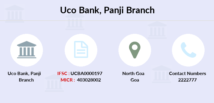 Uco-bank Panji branch