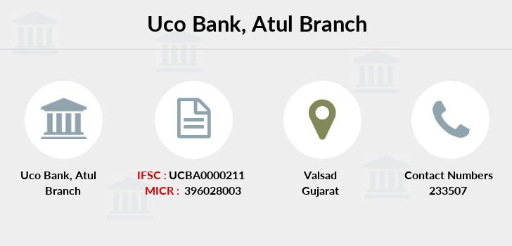 Uco-bank Atul branch