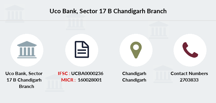 Uco-bank Sector-17-b-chandigarh branch