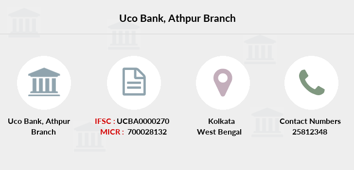 Uco-bank Athpur branch