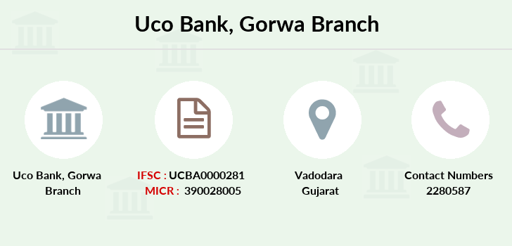 Uco-bank Gorwa branch