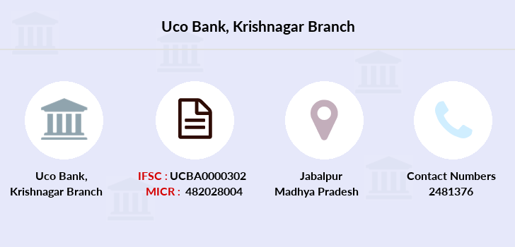 Uco-bank Krishnagar branch