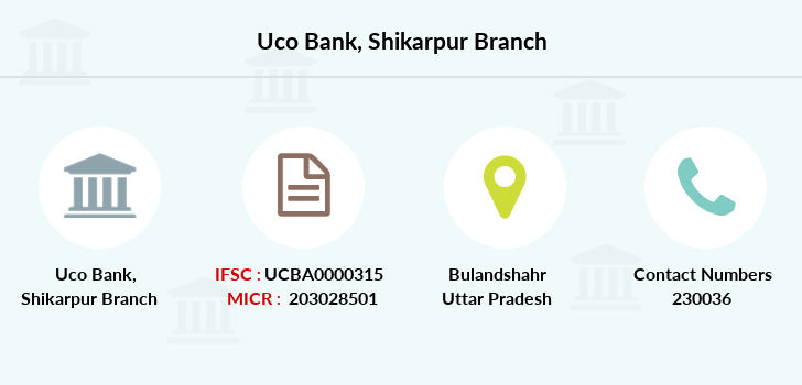 Uco-bank Shikarpur branch