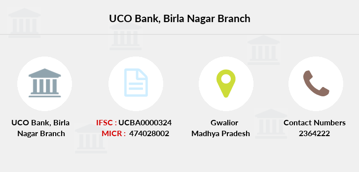Uco-bank Birla-nagar branch