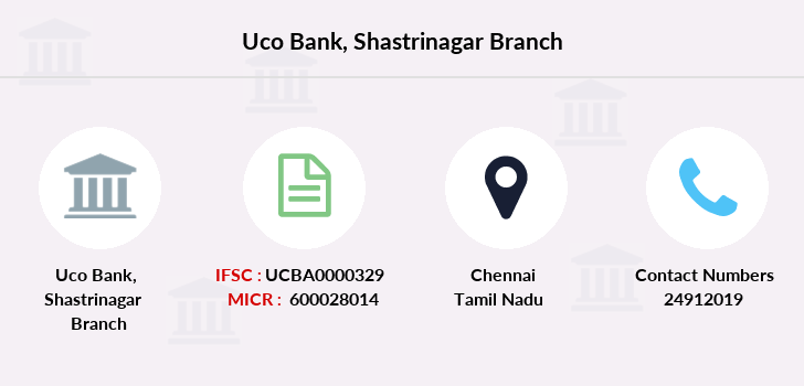 Uco-bank Shastrinagar branch