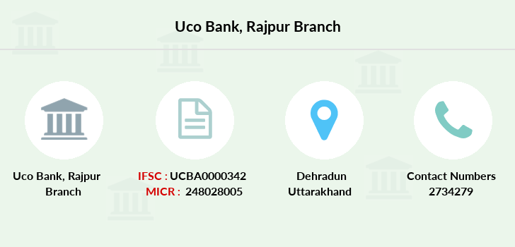 Uco-bank Rajpur branch