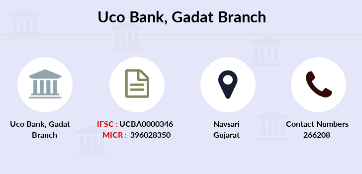 Uco-bank Gadat branch