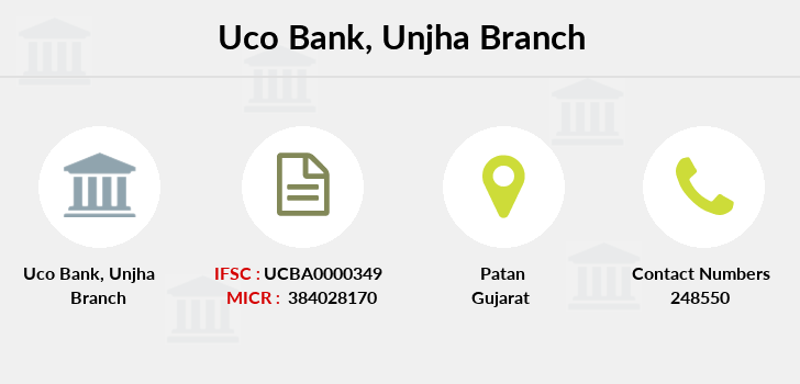 Uco-bank Unjha branch