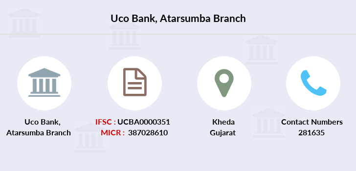 Uco-bank Atarsumba branch