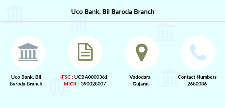 Uco-bank Bil-baroda branch