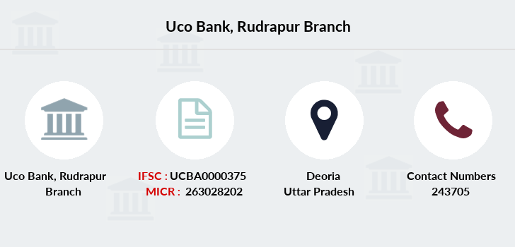 Uco-bank Rudrapur branch