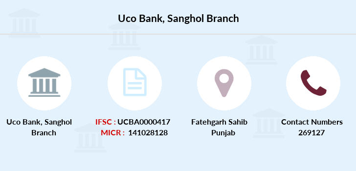 Uco-bank Sanghol branch