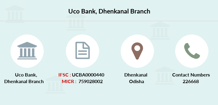 Uco-bank Dhenkanal branch