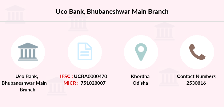 Uco-bank Bhubaneshwar-main branch
