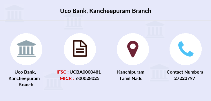 Uco-bank Kancheepuram branch