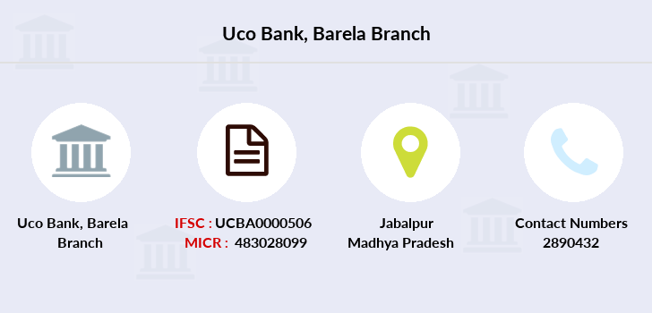 Uco-bank Barela branch