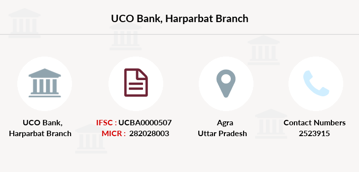 Uco-bank Harparbat branch