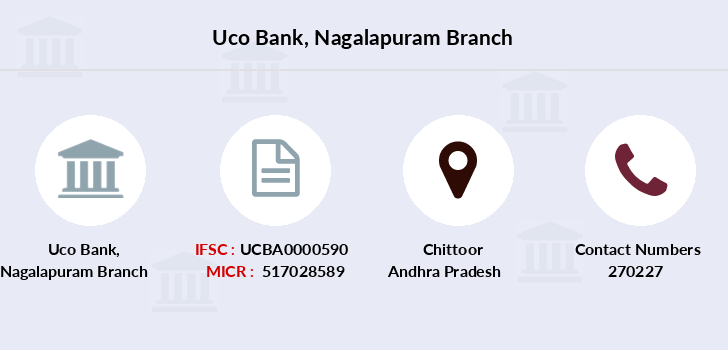 Uco-bank Nagalapuram branch