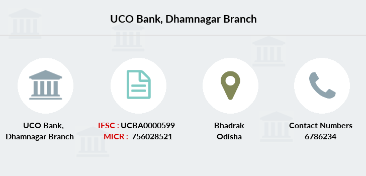Uco-bank Dhamnagar branch
