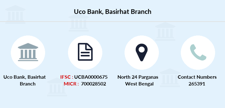 Uco-bank Basirhat branch