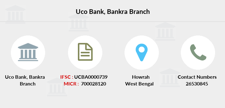 Uco-bank Bankra branch