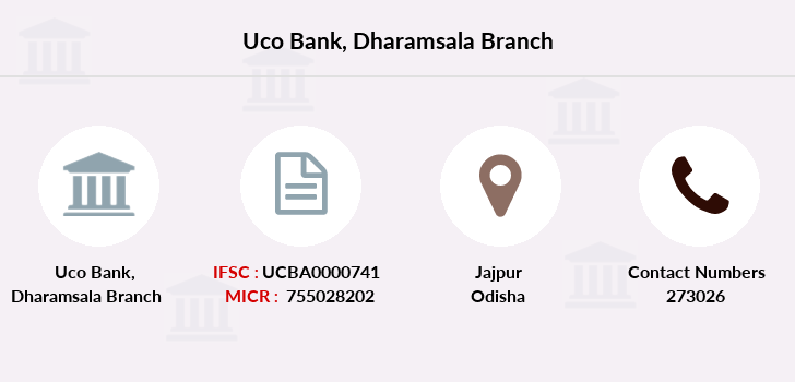 Uco-bank Dharamsala branch