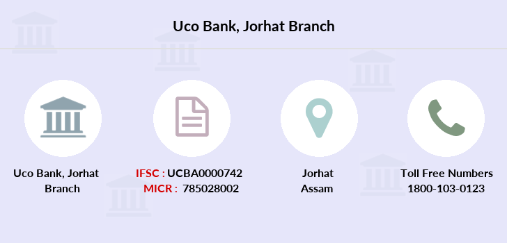 Uco-bank Jorhat branch