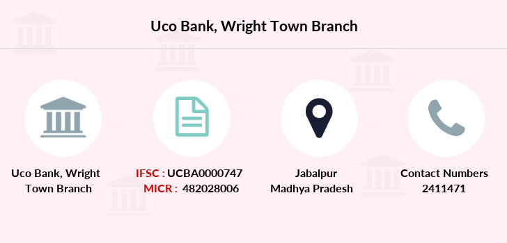 Uco-bank Wright-town branch
