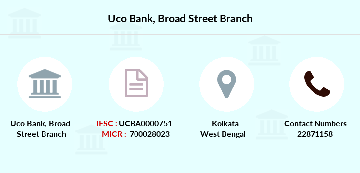 Uco-bank Broad-street branch