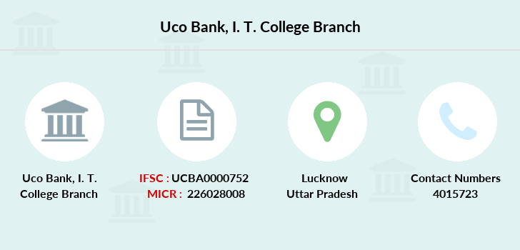 Uco-bank I-t-college branch